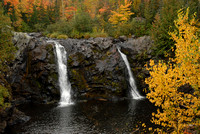 Little Manitou Falls - Sept. 29,2006